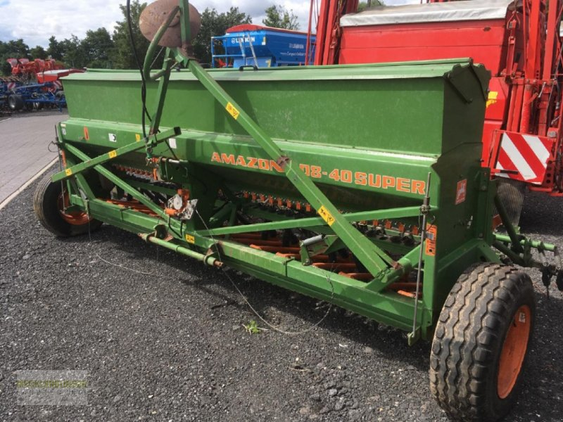 Drillmaschine tip Amazone D8/40 Super, Gebrauchtmaschine in Gülzow-Prüzen OT Mühlengeez (Poză 1)