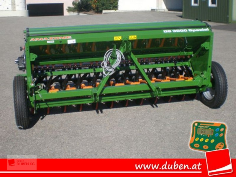 Drillmaschine типа Amazone D9 3000 Special, Neumaschine в Ziersdorf (Фотография 1)