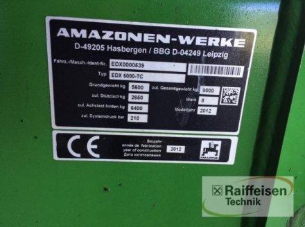 Drillmaschine des Typs Amazone EDX 6000 TC, Gebrauchtmaschine in Lohe-Rickelshof (Bild 12)