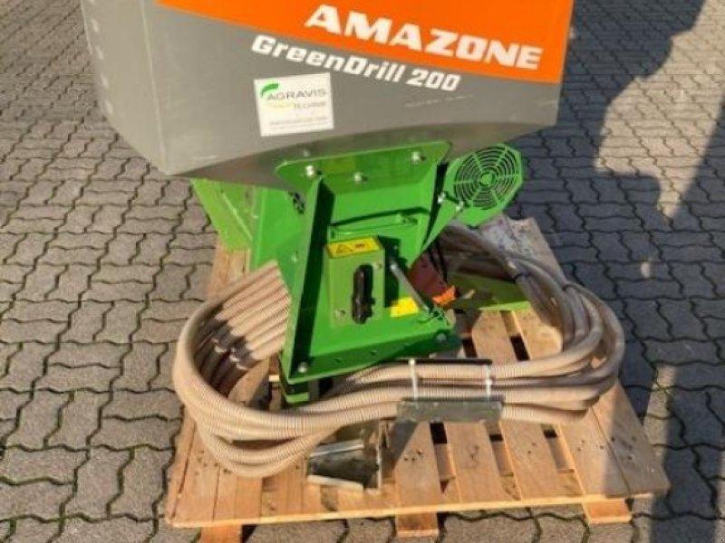 Drillmaschine des Typs Amazone GD 200 E, Gebrauchtmaschine in Hörstel (Bild 1)