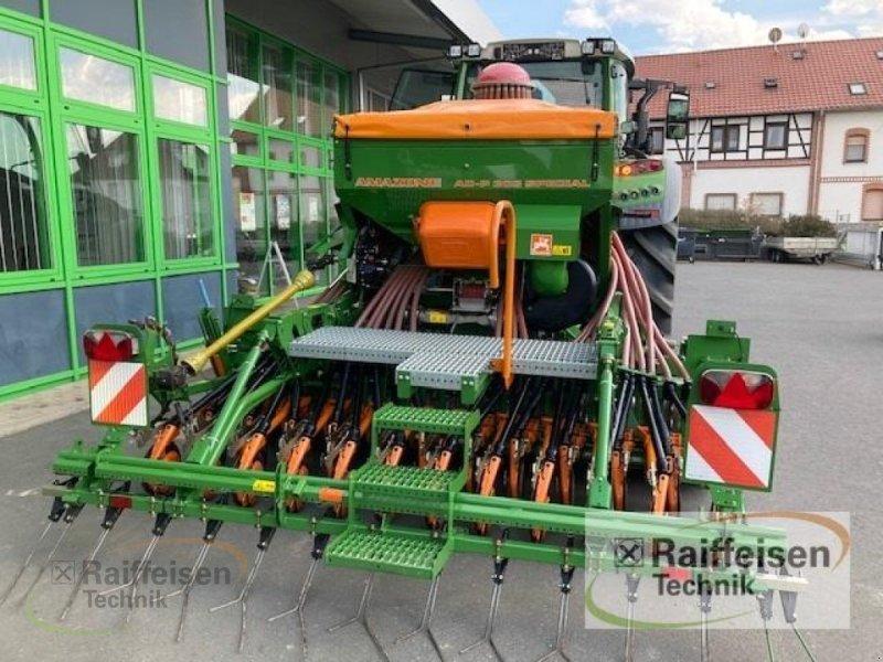 Drillmaschine des Typs Amazone KG 3000Special+ADP 303 Special, Gebrauchtmaschine in Homberg/Efze (Bild 9)