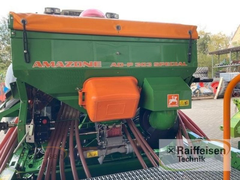 Drillmaschine des Typs Amazone KG 3000Special+ADP 303 Special, Gebrauchtmaschine in Homberg/Efze (Bild 6)