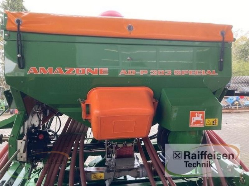 Drillmaschine des Typs Amazone KG 3000Special+ADP 303 Special, Gebrauchtmaschine in Homberg/Efze (Bild 14)