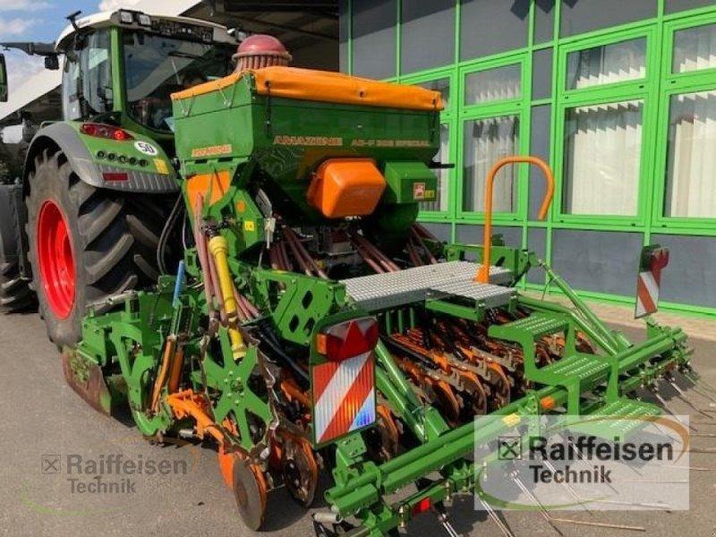 Drillmaschine des Typs Amazone KG 3000Special+ADP 303 Special, Gebrauchtmaschine in Homberg/Efze (Bild 8)