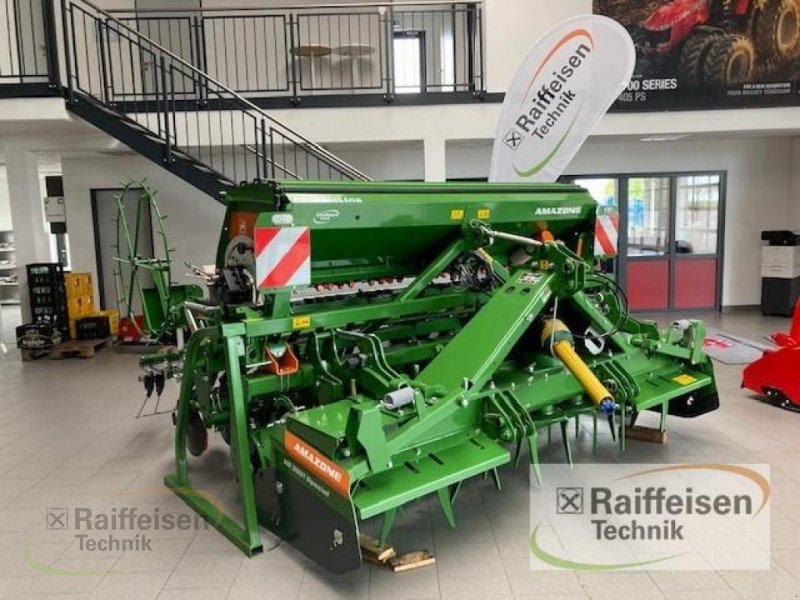 Drillmaschine des Typs Amazone KG 3001Special+AD3000Super, Gebrauchtmaschine in Ilsede- Gadenstedt (Bild 1)