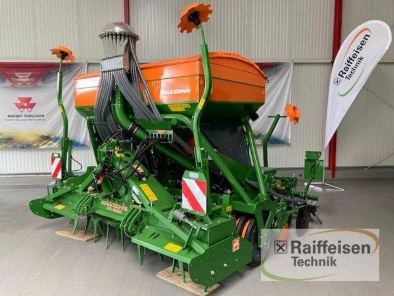 Drillmaschine des Typs Amazone KX 3000 + AD-P 3000 Super, Gebrauchtmaschine in Ilsede-Gadenstedt (Bild 1)