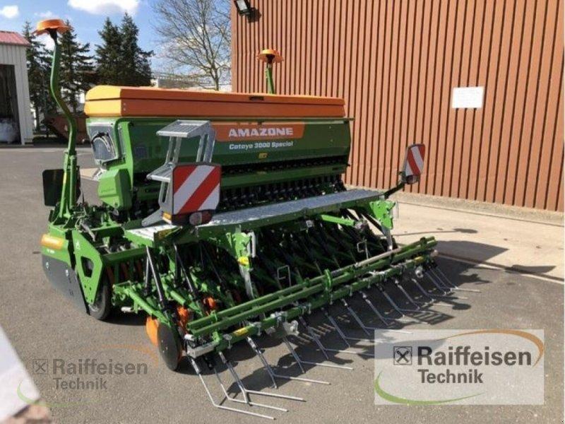 Drillmaschine des Typs Amazone KX 30001+Cataya 3000 Special, Neumaschine in Frankenberg/Eder (Bild 1)