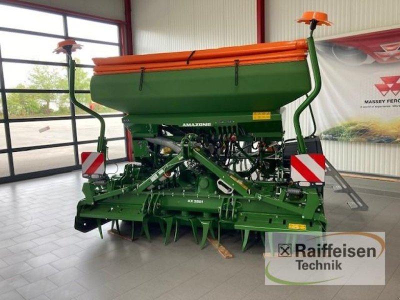 Drillmaschine des Typs Amazone KX 3001 + Centaya 3000 Super, Gebrauchtmaschine in Ilsede-Gadenstedt (Bild 1)