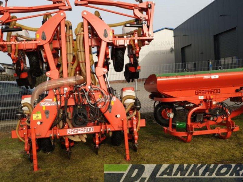 Drillmaschine des Typs Gaspardo Manta MTI 8 row, Gebrauchtmaschine in Friesoythe / Thüle (Bild 1)