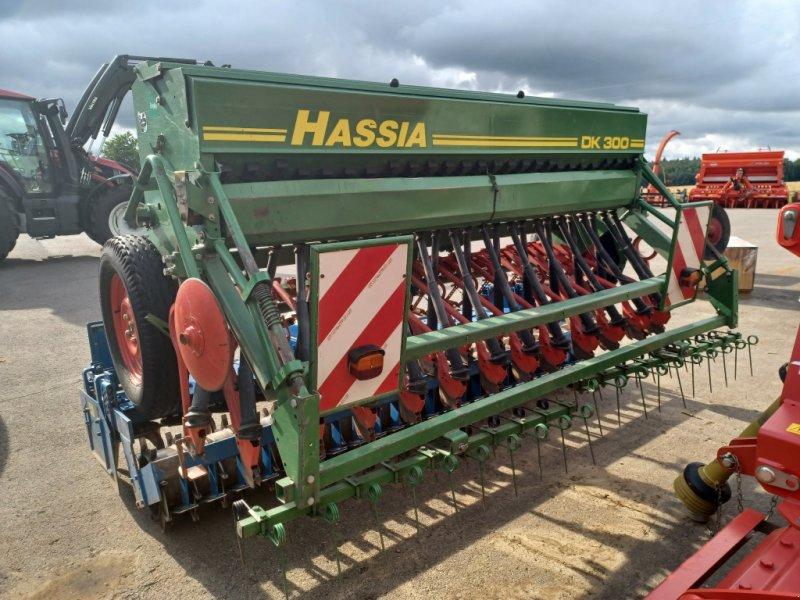 Drillmaschine des Typs Hassia DK 300, Gebrauchtmaschine in Uffenheim (Bild 1)