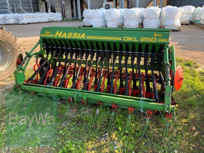 Bild Hassia DKL 250/21 mit Scheibenschare