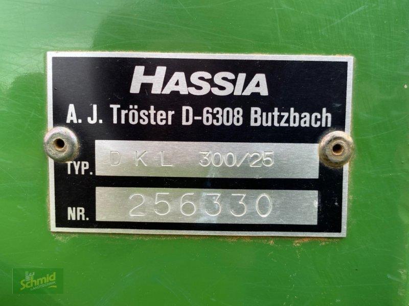 Drillmaschine типа Hassia DKL 300, Gebrauchtmaschine в Breitenbrunn (Фотография 9)