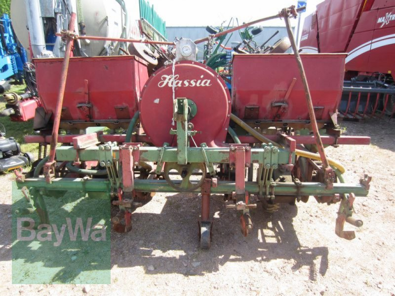 Drillmaschine του τύπου Hassia MAISLEGEMASCHINE MSM, Gebrauchtmaschine σε Großweitzschen  (Φωτογραφία 1)