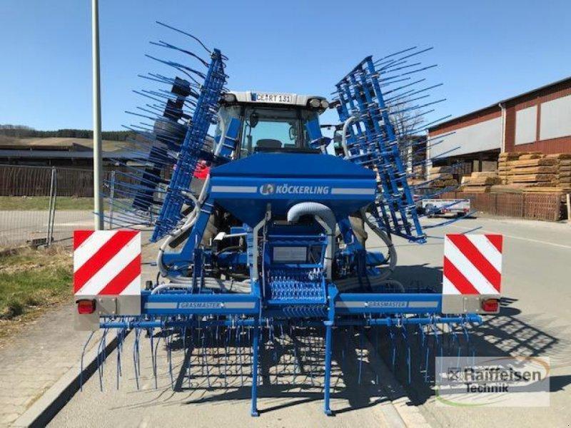 Drillmaschine des Typs Köckerling Grasmaster 600, Gebrauchtmaschine in Eslohe (Bild 1)