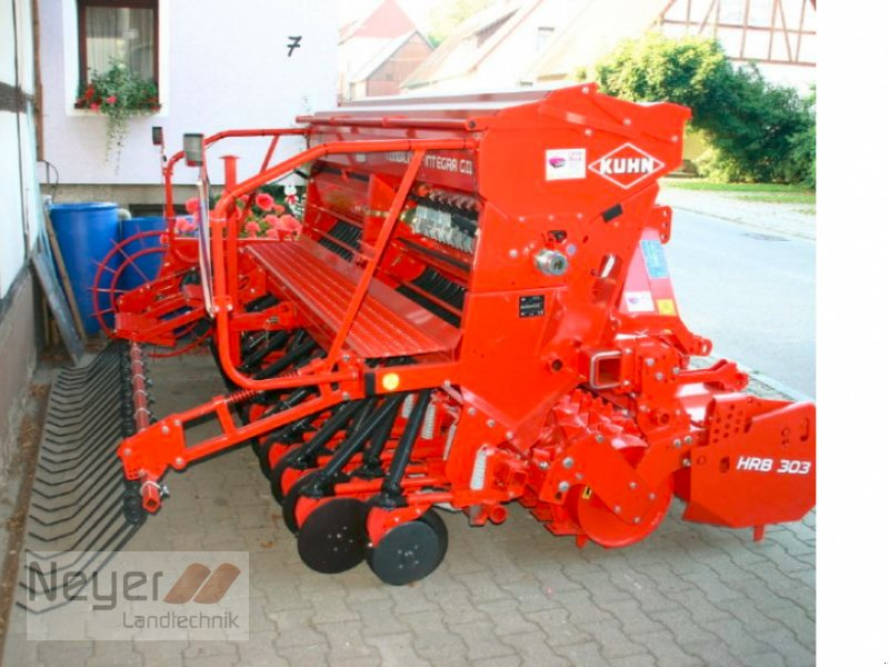 Drillmaschine типа Kuhn Integra 3003, Neumaschine в Bad Waldsee Mennisweiler (Фотография 3)