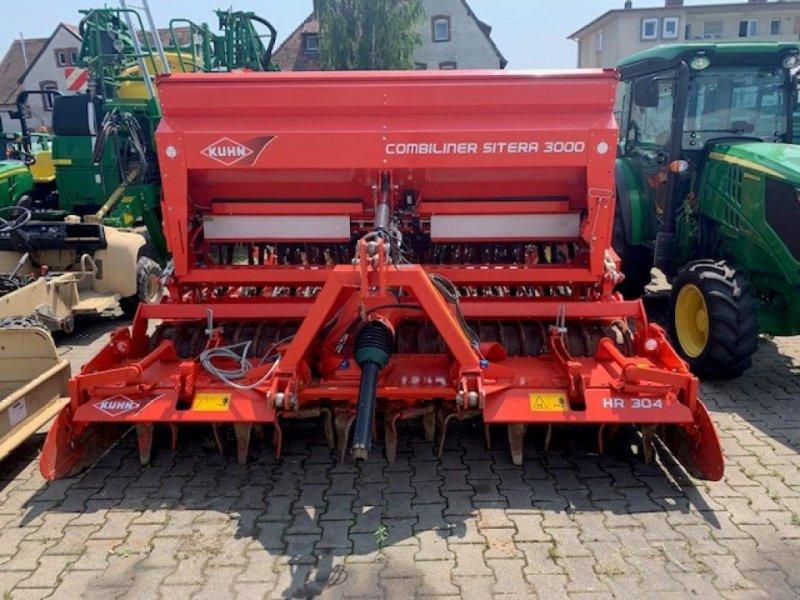 Drillmaschine типа Kuhn SITERA 3000 + HR304D, Gebrauchtmaschine в Worms (Фотография 1)