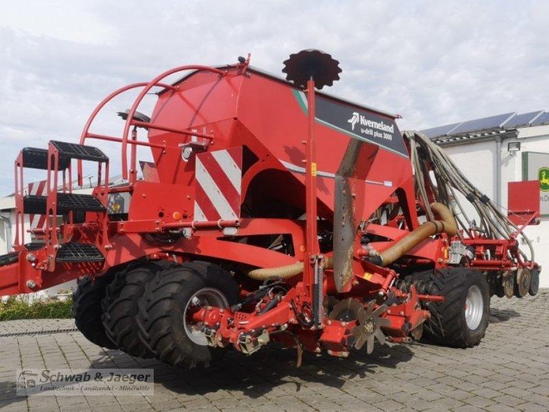 Drillmaschine типа Kverneland U-Drill 3000 plus, Gebrauchtmaschine в Fünfstetten (Фотография 1)