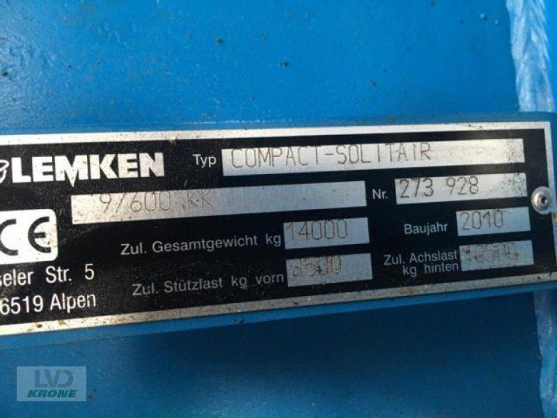 Drillmaschine des Typs Lemken Compact-Solitair 9/6, Gebrauchtmaschine in Spelle (Bild 8)