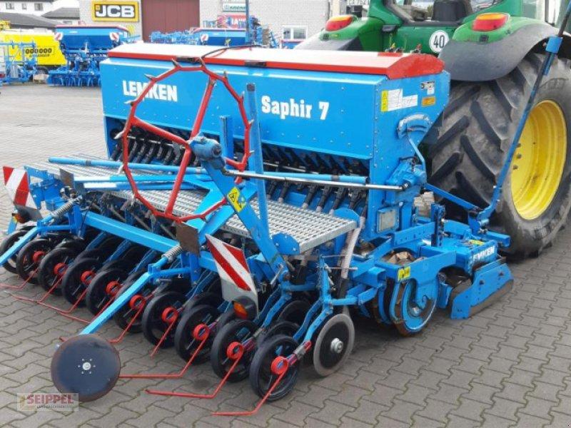 Drillmaschine des Typs Lemken SAPHIR 7/300-DS, Gebrauchtmaschine in Groß-Umstadt (Bild 1)