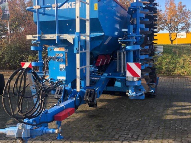 Drillmaschine typu Lemken Seed drill combination Compact-Solitair 9/600 K H 167, Gebrauchtmaschine w Alpen (Zdjęcie 1)