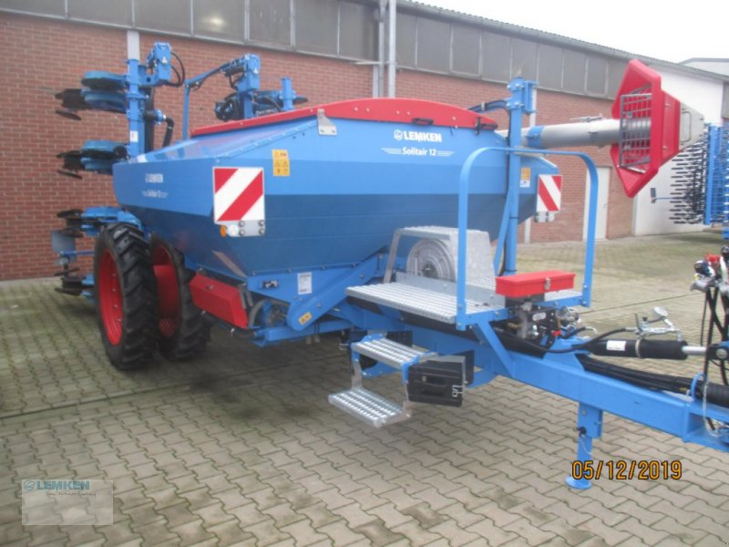 Drillmaschine типа Lemken Seed trailer Solitair 12/5800 SW, Gebrauchtmaschine в Alpen (Фотография 1)
