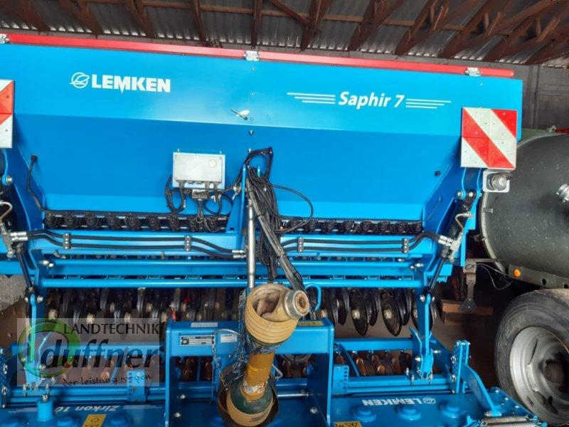Drillmaschine des Typs Lemken Zirkon 10/300 + Saphir 7/300, Gebrauchtmaschine in Hohentengen (Bild 1)