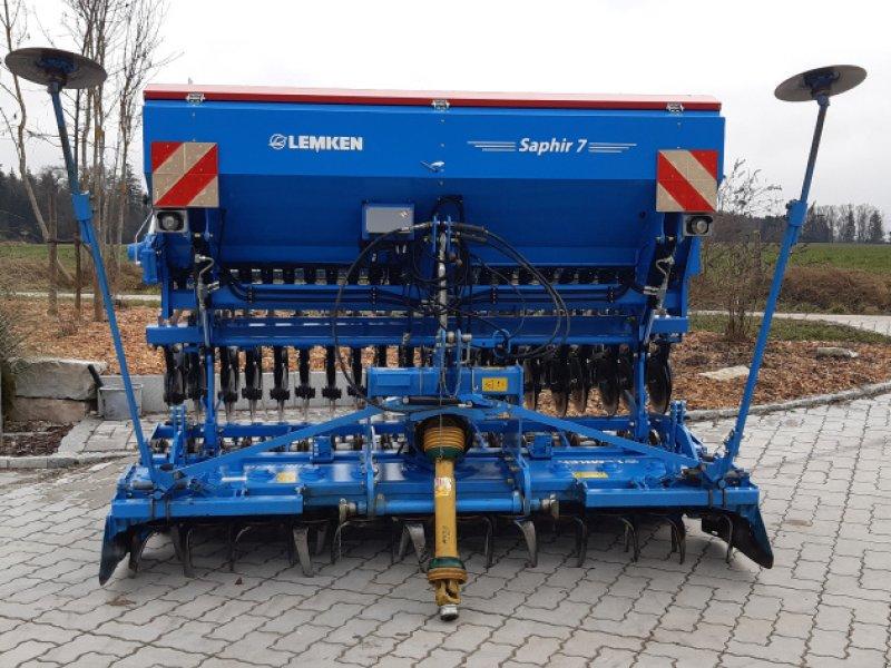 Drillmaschine typu Lemken Zirkon 10/300 + Saphir 7/300, Gebrauchtmaschine w Wenigmünchen (Zdjęcie 1)