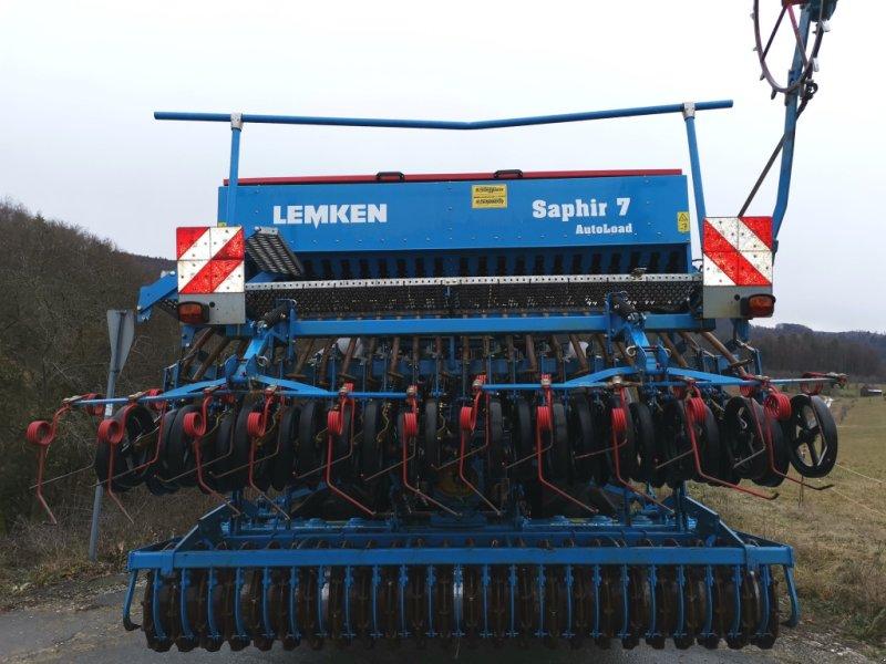 Drillmaschine typu Lemken Zirkon 10/300 + Saphir 7/300, Gebrauchtmaschine w Ebermannstadt (Zdjęcie 1)