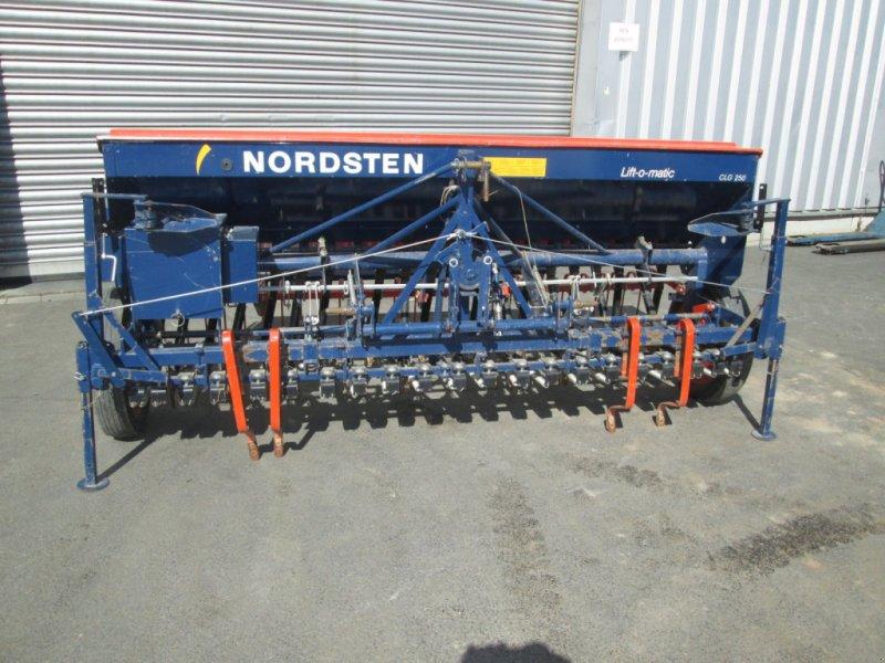 Drillmaschine des Typs Nordsten Lift-o-matic CLG 250, Gebrauchtmaschine in Wülfershausen (Bild 2)
