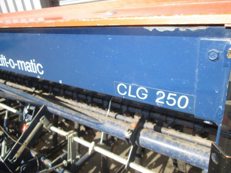 Drillmaschine des Typs Nordsten Lift-o-matic CLG 250, Gebrauchtmaschine in Wülfershausen (Bild 5)