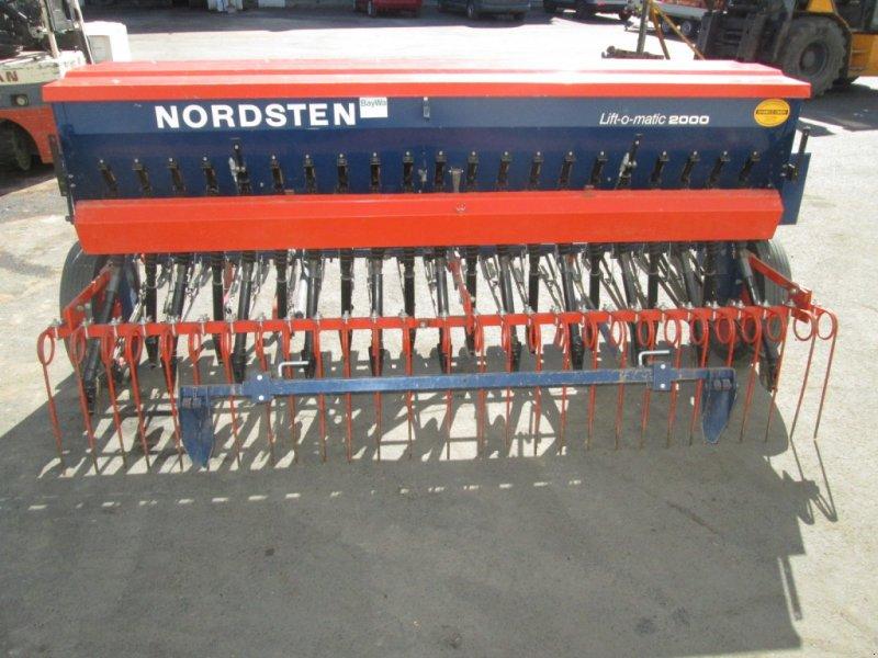 Drillmaschine des Typs Nordsten Lift-o-matic CLG 250, Gebrauchtmaschine in Wülfershausen (Bild 12)