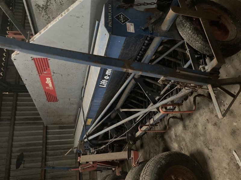 Drillmaschine del tipo Nordsten Lift-O-Matic Hydraulisk markør, gummislæb til græsfrø, Gebrauchtmaschine en Videbæk (Imagen 1)