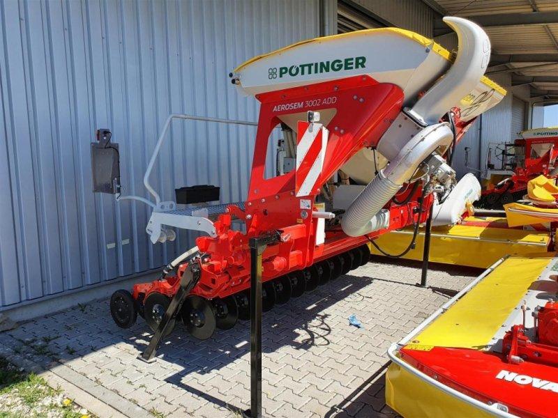 Drillmaschine des Typs Pöttinger AEROSEM 3002 ADD ISO, Neumaschine in Zweibrücken (Bild 1)