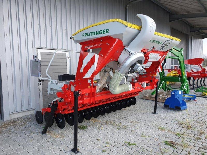 Drillmaschine des Typs Pöttinger AEROSEM 3002 ADD, Neumaschine in Zweibrücken (Bild 1)