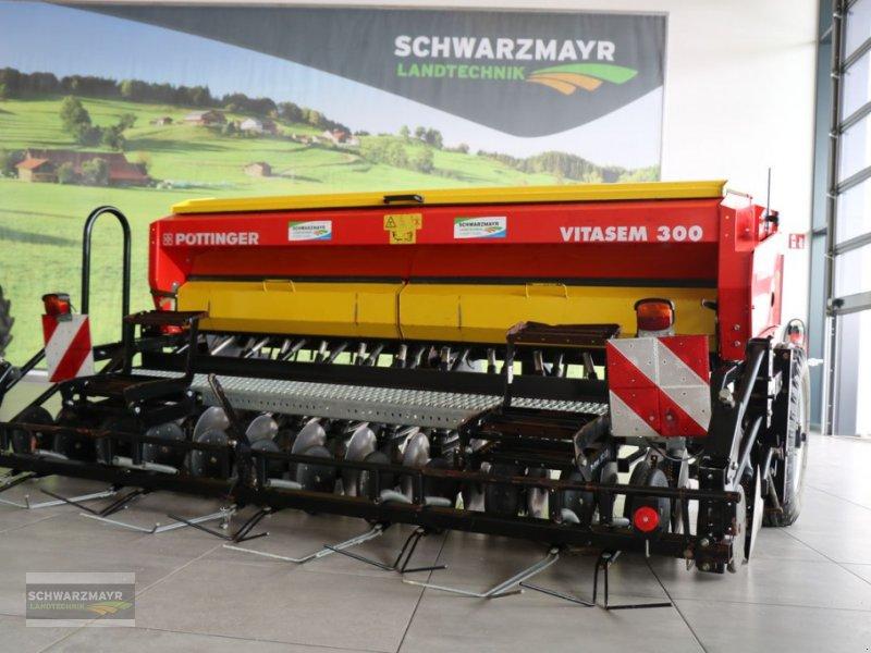 Drillmaschine del tipo Pöttinger Vitasem 300 mit Scheibenschar, Gebrauchtmaschine en Gampern (Imagen 1)