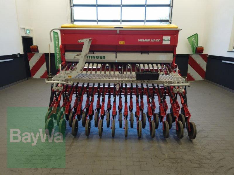 Drillmaschine des Typs Pöttinger VITASEM 302 ADD, Gebrauchtmaschine in Manching (Bild 5)