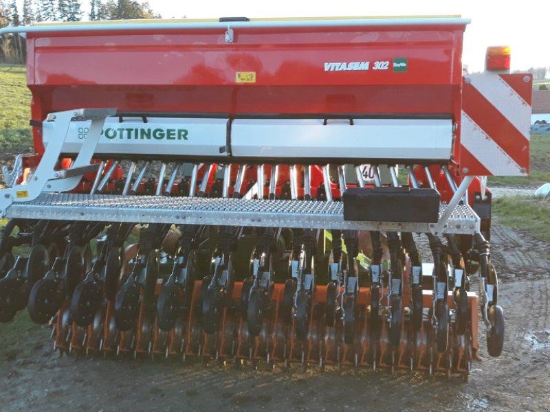 Drillmaschine des Typs Pöttinger Vitasem 302, Gebrauchtmaschine in Ingstetten (Bild 3)