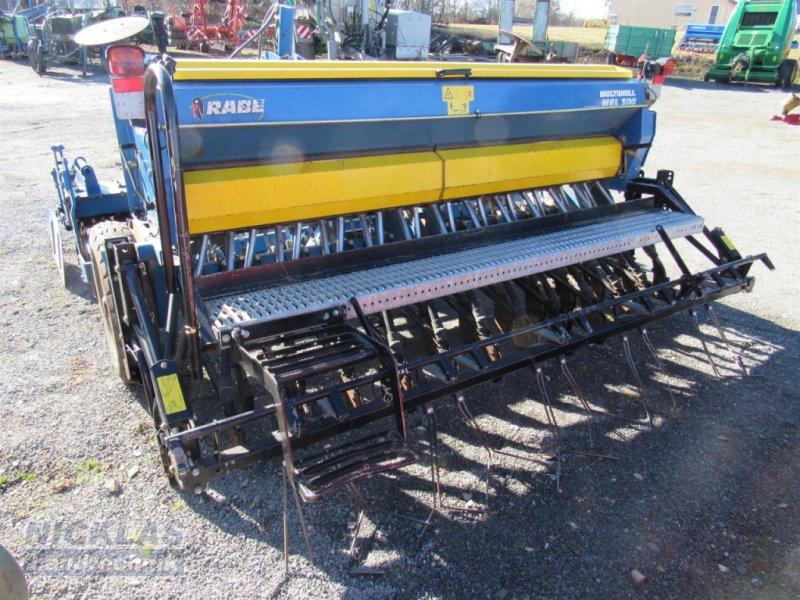 Drillmaschine του τύπου Rabe 3m, Gebrauchtmaschine σε Schirradorf (Φωτογραφία 1)