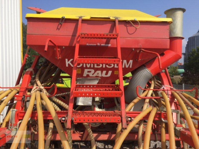 Drillmaschine des Typs Rau + Accord Accord, Gebrauchtmaschine in Langenau (Bild 1)