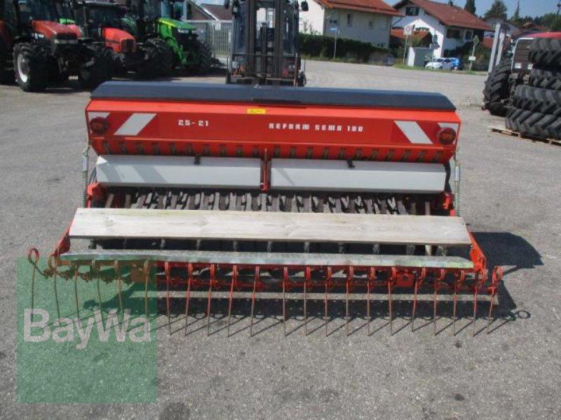 Drillmaschine des Typs Reform REFORM Semo 100  #687-, Gebrauchtmaschine in Schönau b.Tuntenhausen (Bild 4)