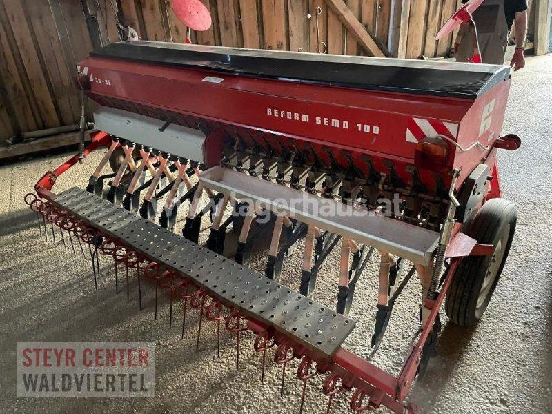 Drillmaschine типа Reform SEMO 100, Gebrauchtmaschine в Vitis (Фотография 1)