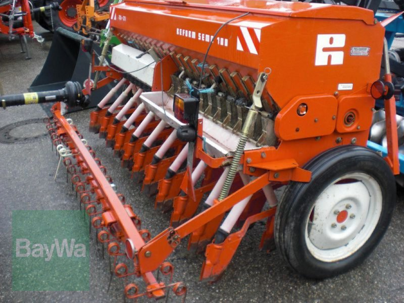 Drillmaschine des Typs Reform Semo 100, Gebrauchtmaschine in Pocking (Bild 3)