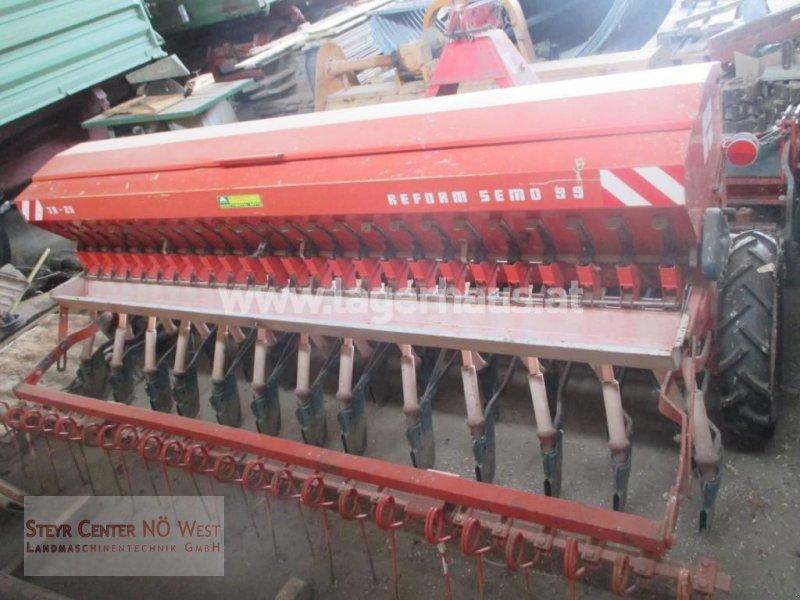 Drillmaschine типа Reform SEMO 99 3.METER PRIVAT, Gebrauchtmaschine в Purgstall (Фотография 1)