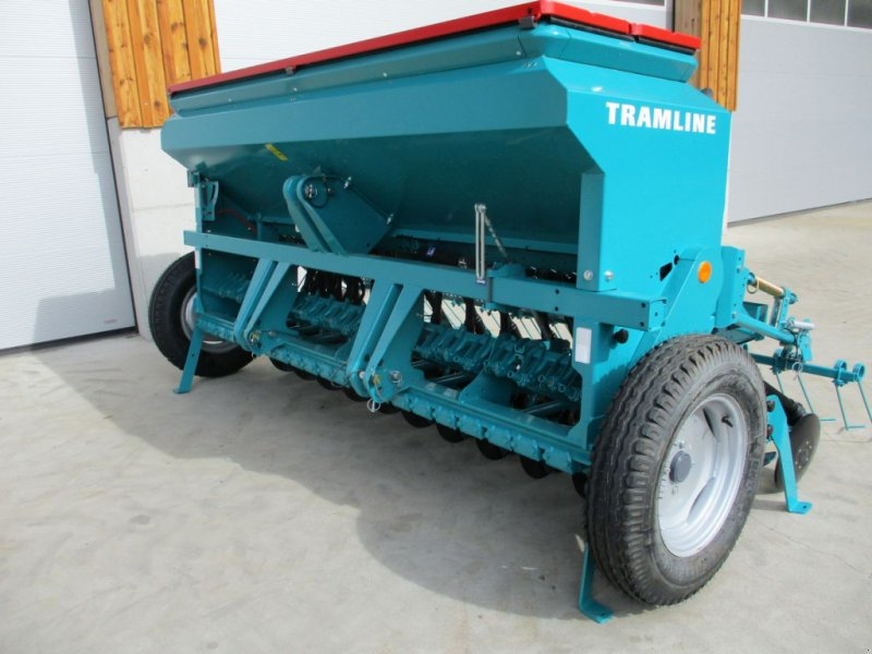 Drillmaschine des Typs Sulky Tramline, Vorführmaschine in Altenmarkt (Bild 1)
