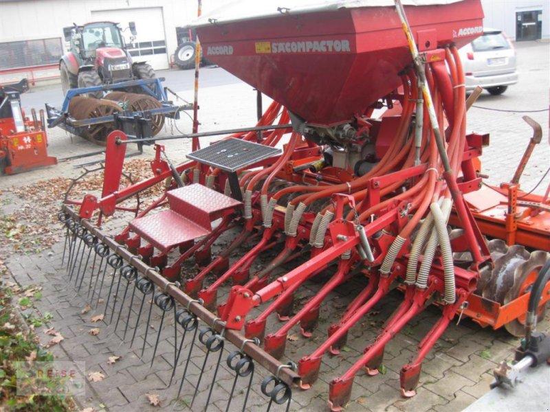 Drillmaschinenkombination des Typs Accord DA 3,00 24 R, Gebrauchtmaschine in Lippetal / Herzfeld (Bild 4)
