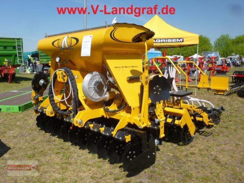 Drillmaschinenkombination des Typs Agrisem Disc-O-Sem Silver P, Neumaschine in Ostheim/Rhön (Bild 1)
