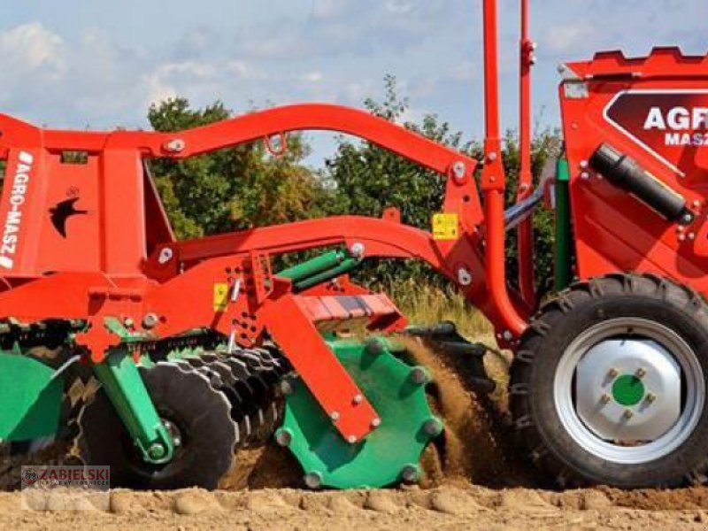 Drillmaschinenkombination typu Agro-Masz AGREGAT TALERZOWY 3 m / CULTIVADOR DE DISCOS 3 m, Neumaschine w Jedwabne (Zdjęcie 1)