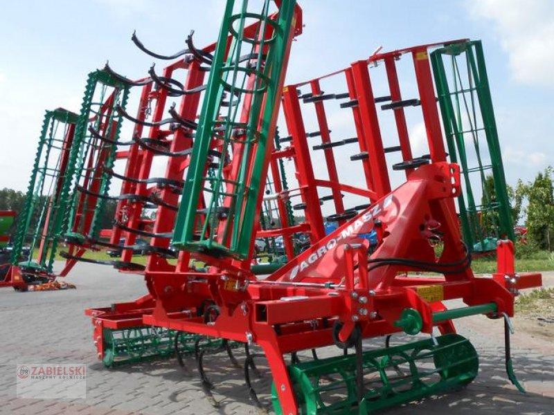 Drillmaschinenkombination typu Agro-Masz Anbauaggregat 4.2 m/ Aggregate/ Agregat uprawowy AU42 / Agregado de cultivo 4,2m, Neumaschine w Jedwabne (Zdjęcie 1)