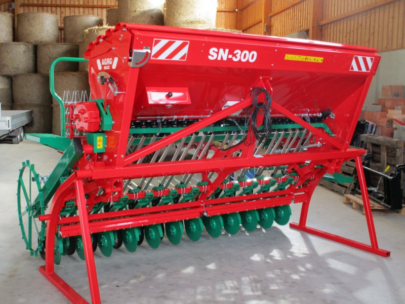 Drillmaschinenkombination типа Agro-Masz SN 300, Neumaschine в Cham (Фотография 1)