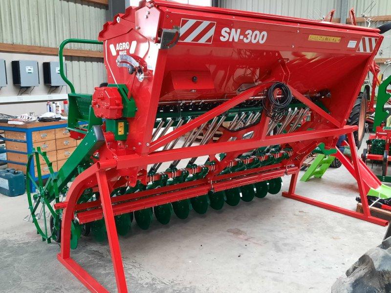 Drillmaschinenkombination des Typs Agro-Masz SN 300, Neumaschine in Cham (Bild 1)